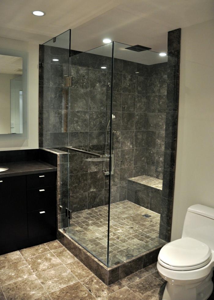 Spot encastrable pour la salle de bains