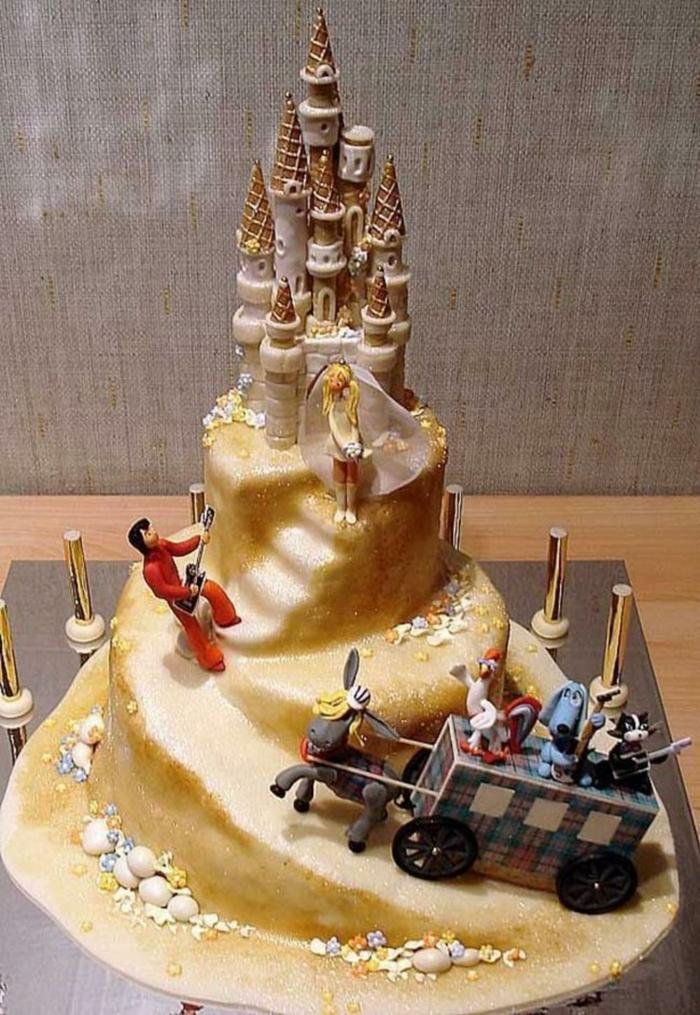 par exemple c'est une tarte conte de fées
