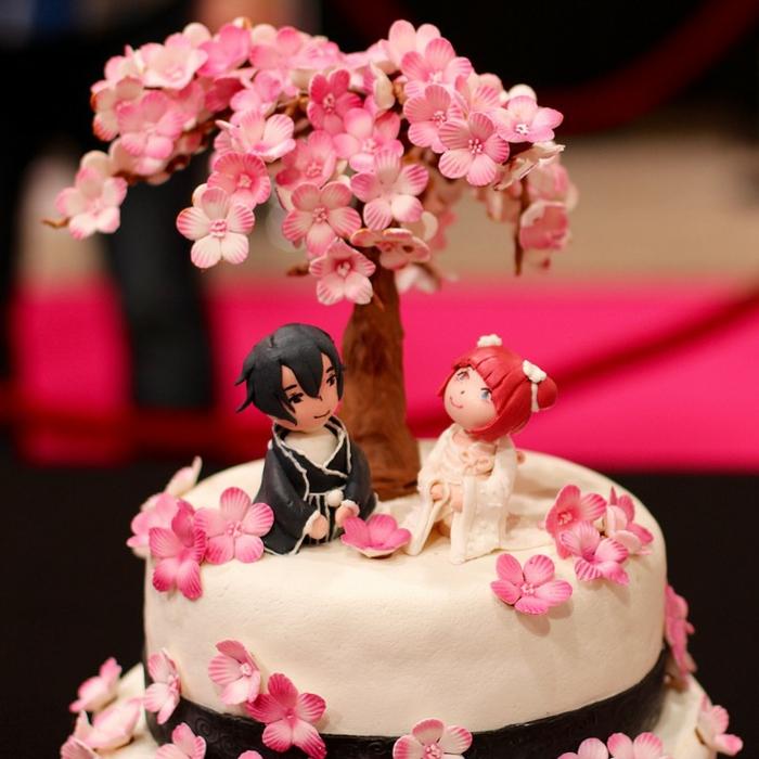 par exemple c'est une tarte manga