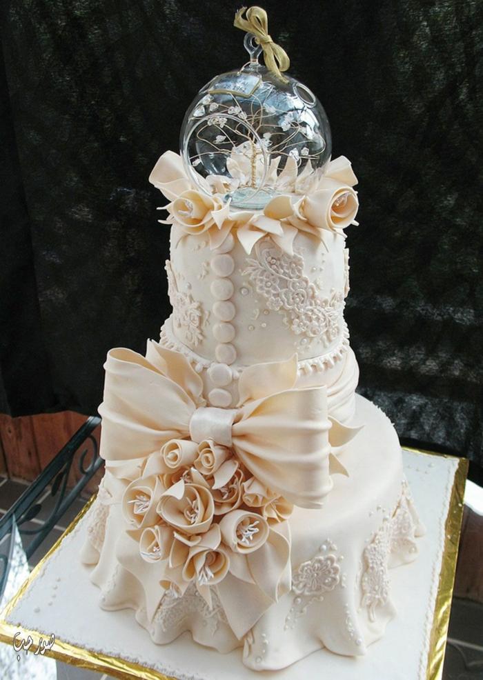 tarte mariage merveilleuse