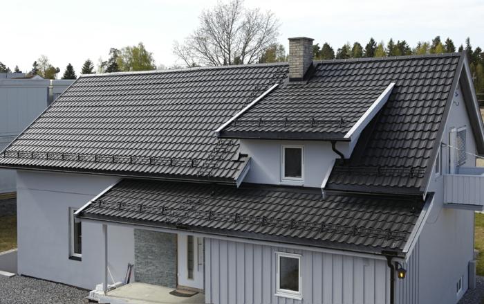 effectivement la toiture bac en acier est très résistante