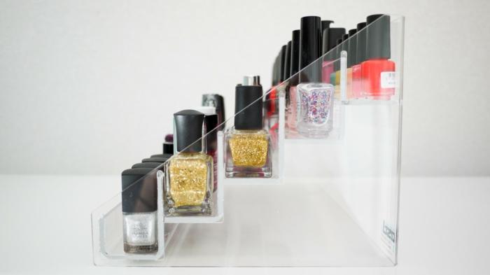 rangement maquillage comment bien organiser ses produits. Black Bedroom Furniture Sets. Home Design Ideas
