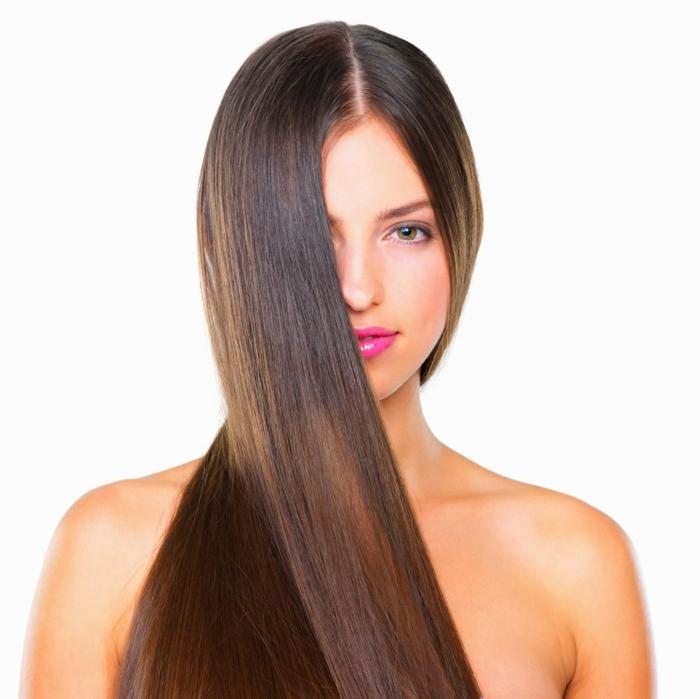 cheveux brillants vinaigre de cidre recette