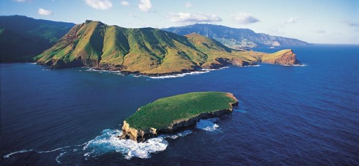 îles marquises vue
