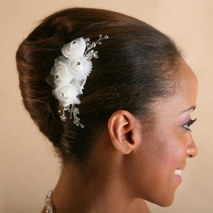 Coiffure mariage femme - idées en photos pour vous inspirer