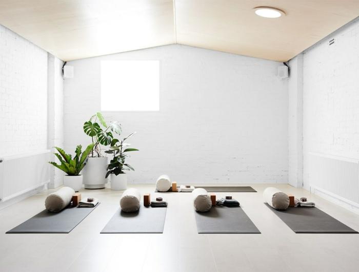 les accessoires yoga