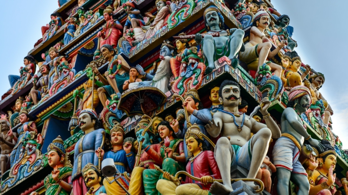 attraction little india