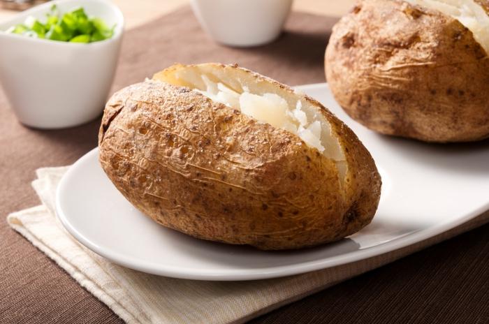 recette pommes de terre au four avec beurre