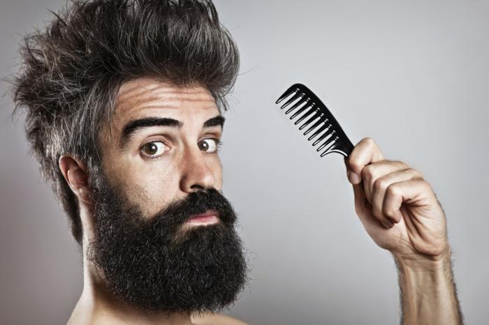 tendances pour la barbe et le produit entretien barbe