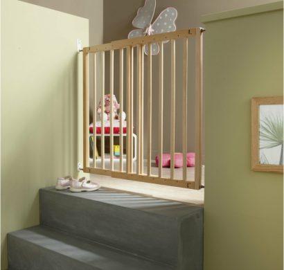 Barrière escalier – découvrez les possibilités pour sécuriser votre escalier