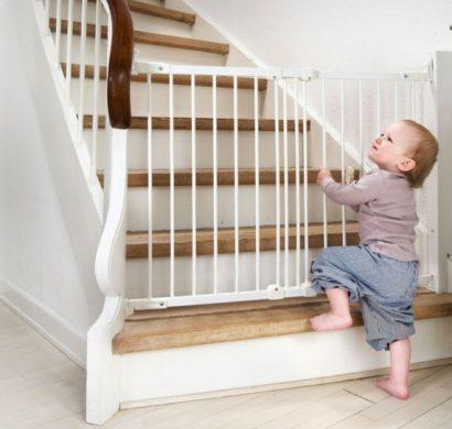 Barriere Escalier Decouvrez Les Possibilites Pour Securiser Votre