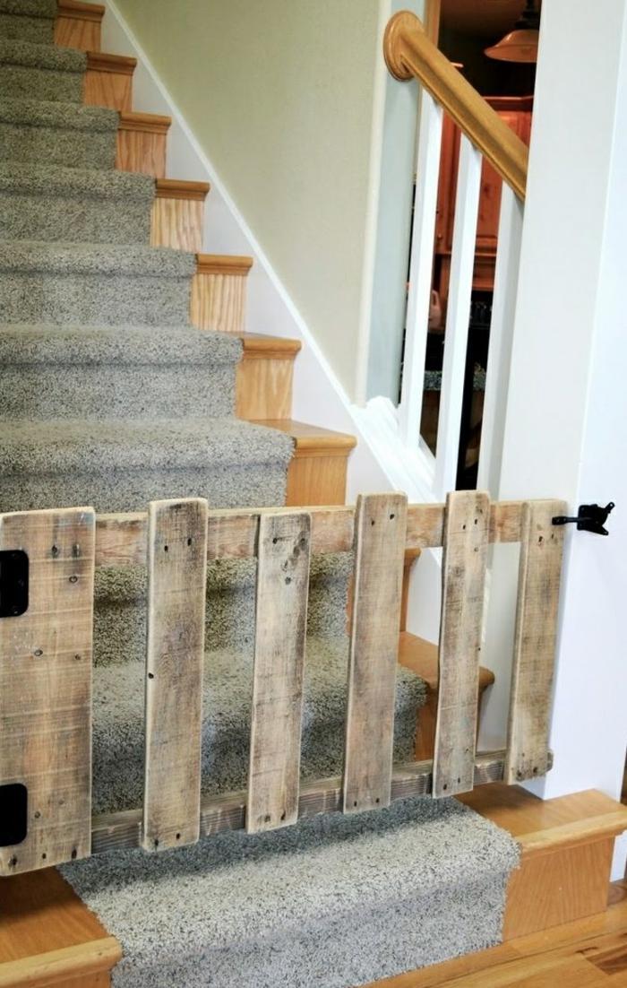 barri re escalier d couvrez les possibilit s pour. Black Bedroom Furniture Sets. Home Design Ideas