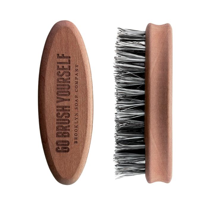 brosse, produit entretien barbe