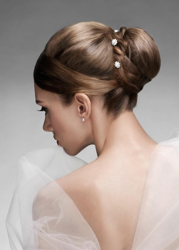 Idée de Coiffure mariage femme - idées en photos pour vous inspirer