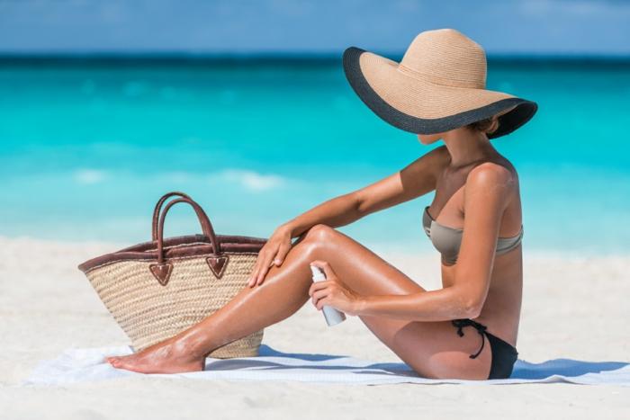 Cr me solaire bio comment prot ger sa peau du soleil - Comment transformer coup de soleil en bronzage ...