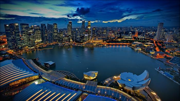 cité-état singapour