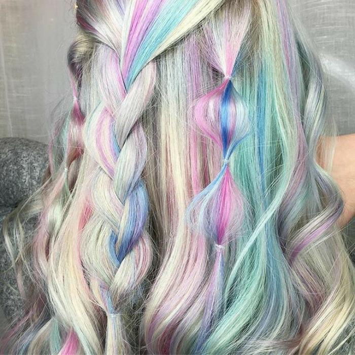 coloration cheveux pour un joli look