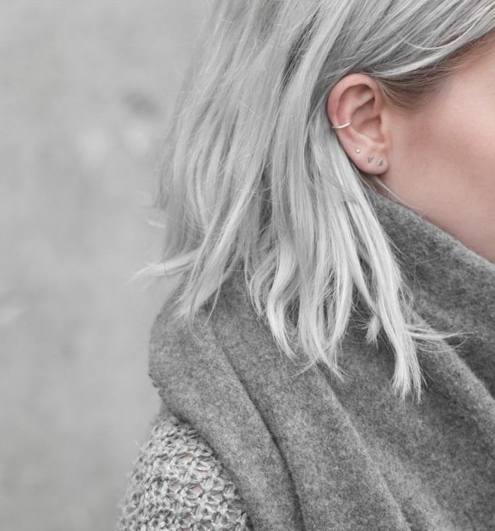 couleur grise pour coloration cheveux
