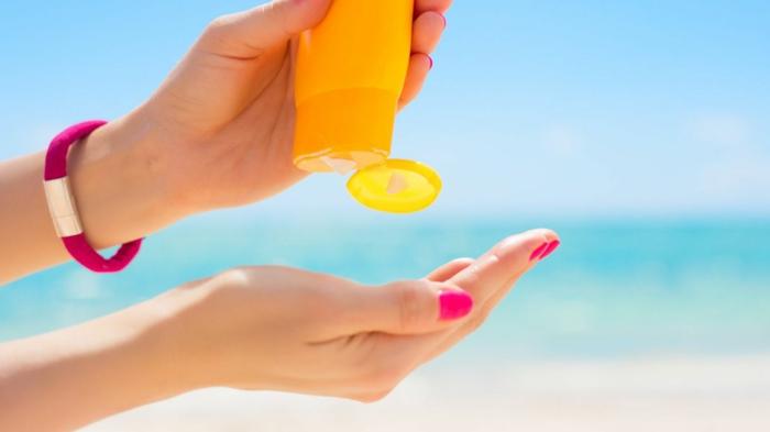 crème solaire bio pour la peau