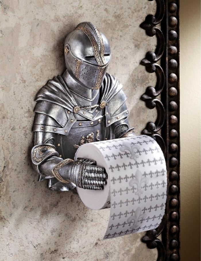 Dérouleur De Papier De Toilette