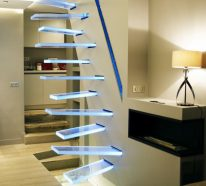 Escalier moderne - modèles qui vont vous impressionner
