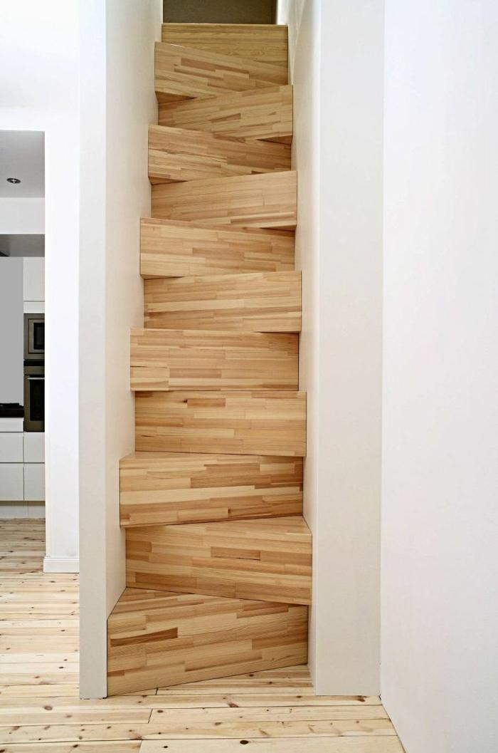 escalier japonais design