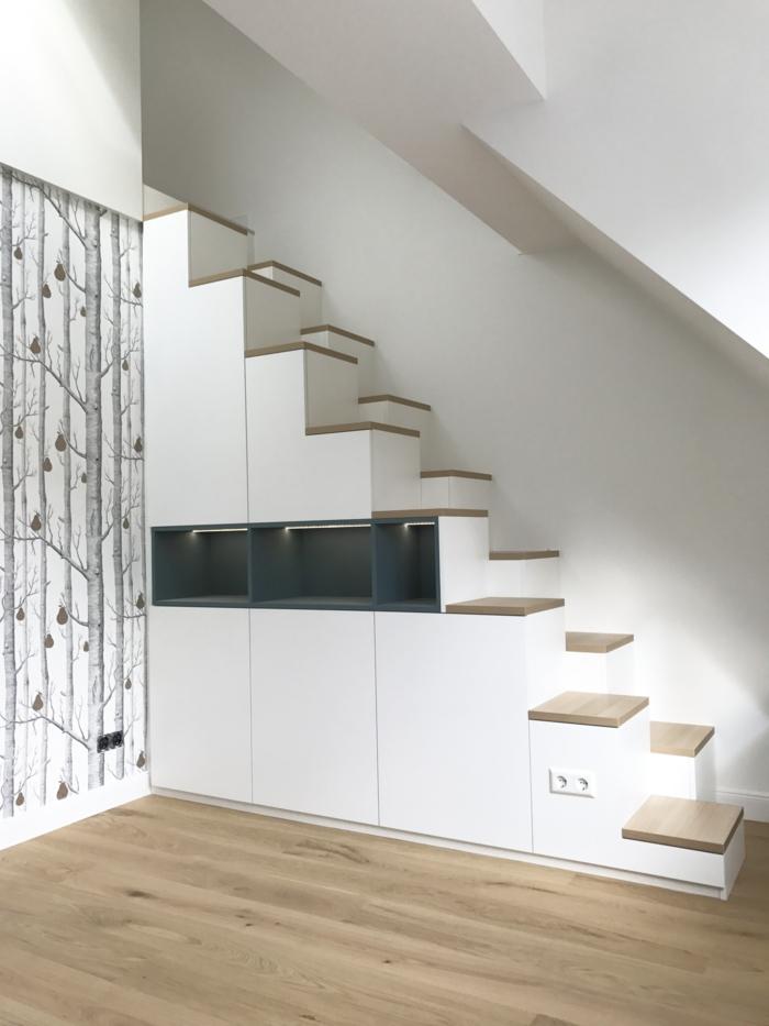 escalier japonais outil ludique et fonctionnel pour votre habitation. Black Bedroom Furniture Sets. Home Design Ideas