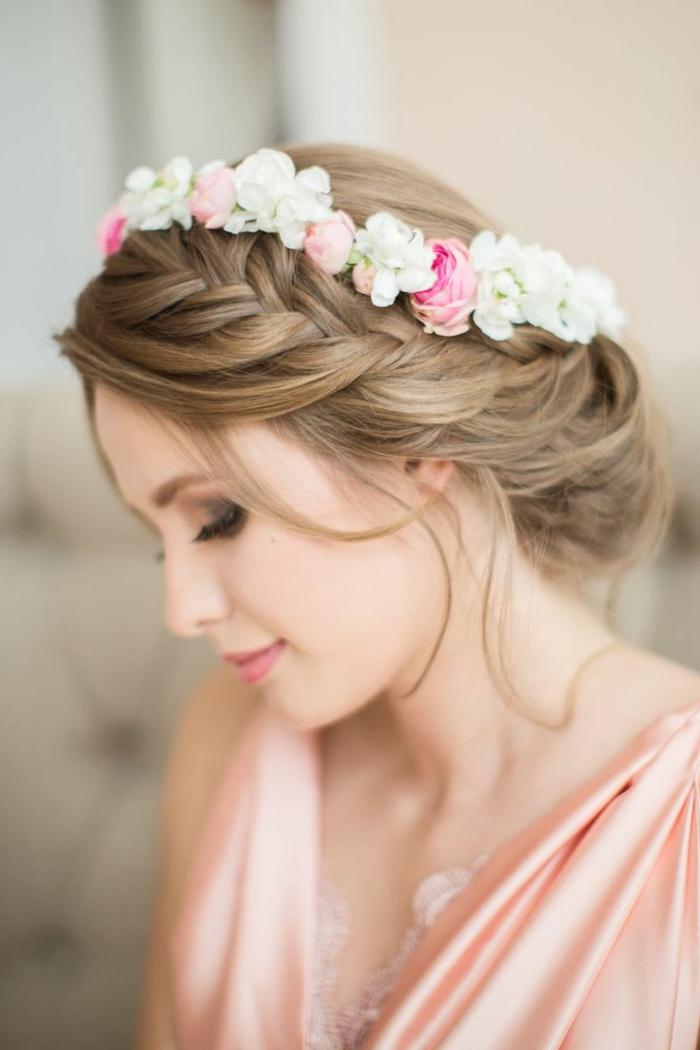 Idée coiffure mariage femme - idées en photos pour vous inspirer