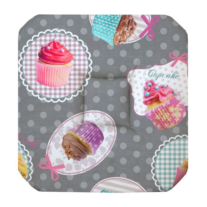galette de chaise cupcakes
