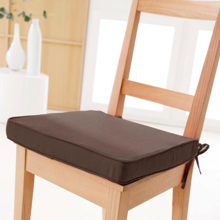 galette de chaise kiabi