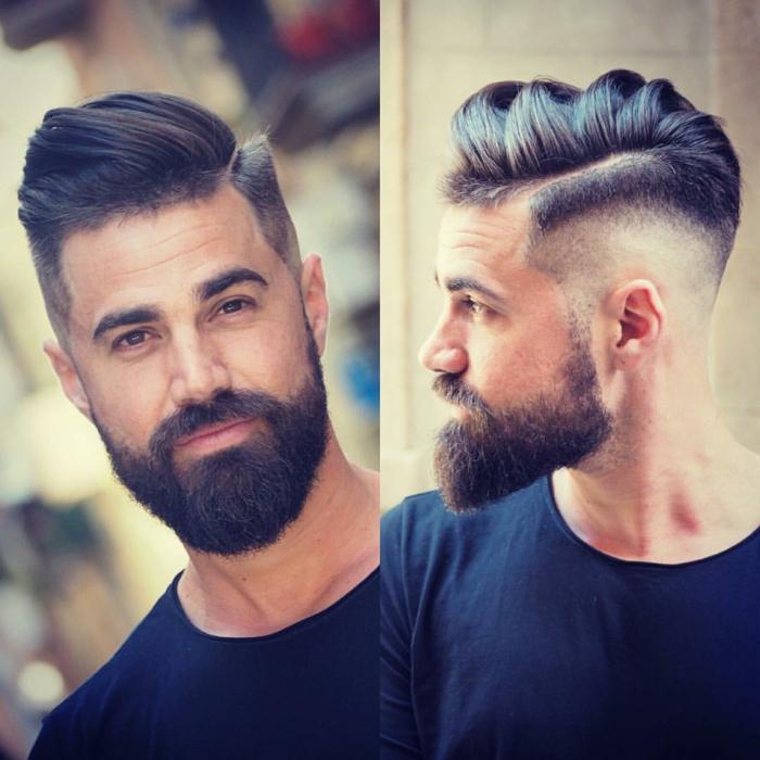 homme produit entretien barbe