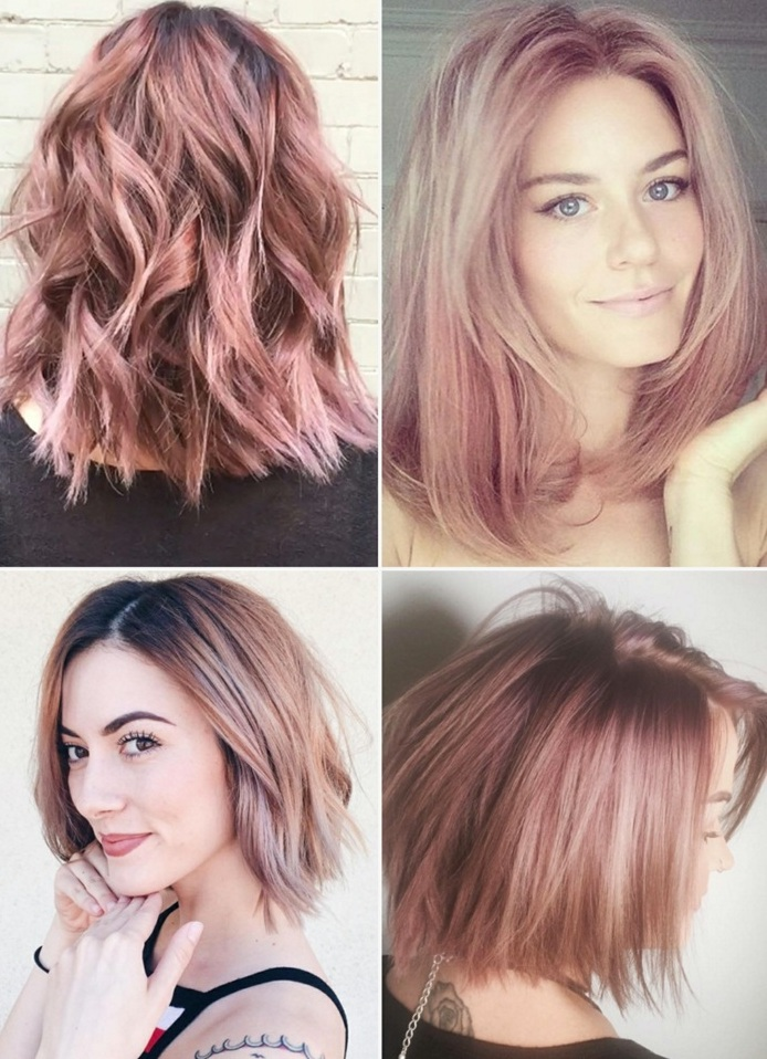 idée de coloration cheveux été