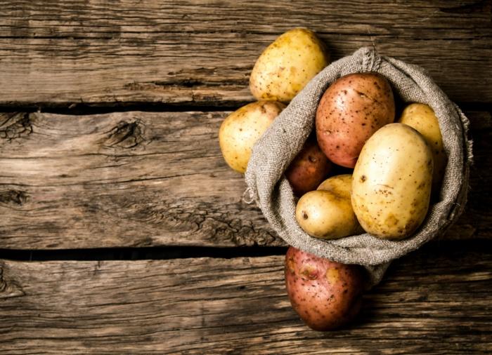 idées intéressantes et faciles de recette pommes de terre au four