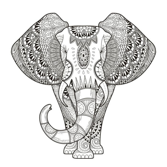 idées tatoos mandala tatouage