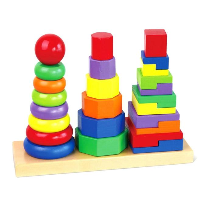 jouet en bois pour enfant2 ans