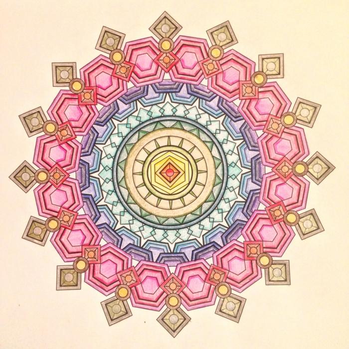 Tatouage mandala - signification et modèles pour vous inspirer