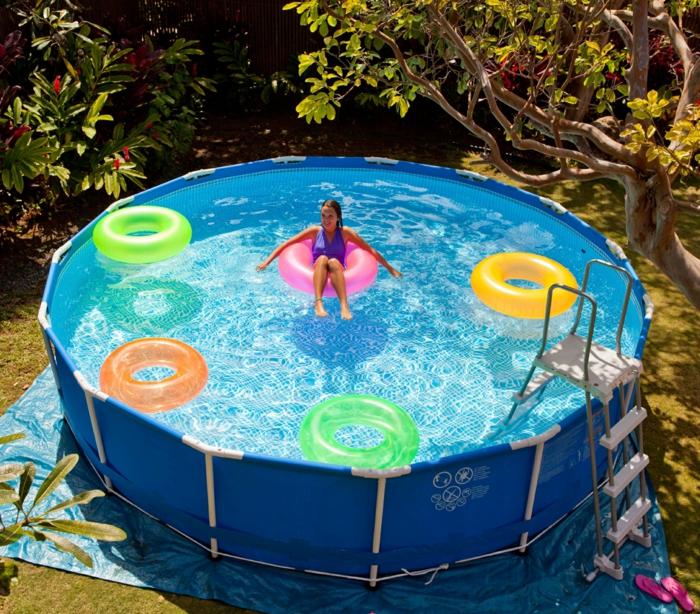 par exemple c'est une piscine hors sol tubulaire