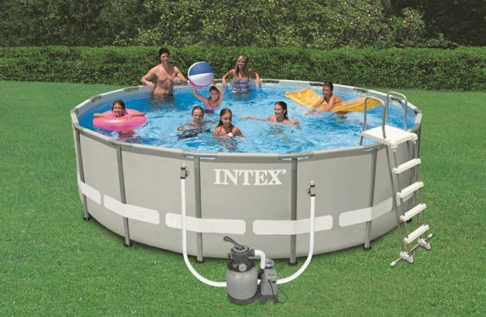 les piscines tubulaires sont effectivement parfaites pour se rafraîchir, nager et s'amuser