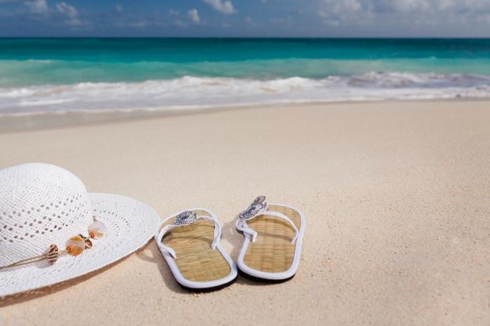 plage été crème solaire bio