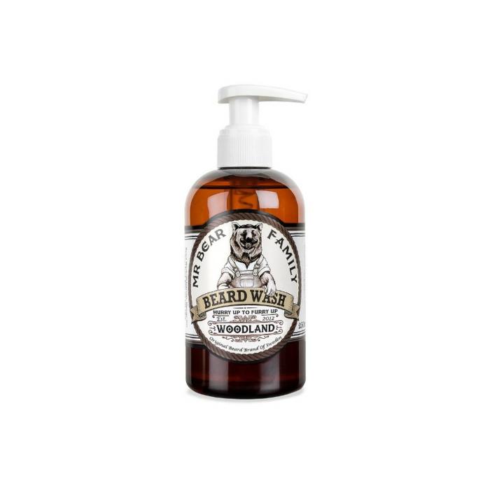 shampoing naturel, produit entretien barbe