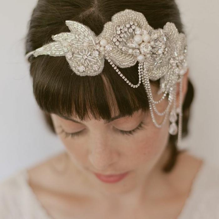 Look retro,coiffure mariage femme - idées en photos pour vous inspirer