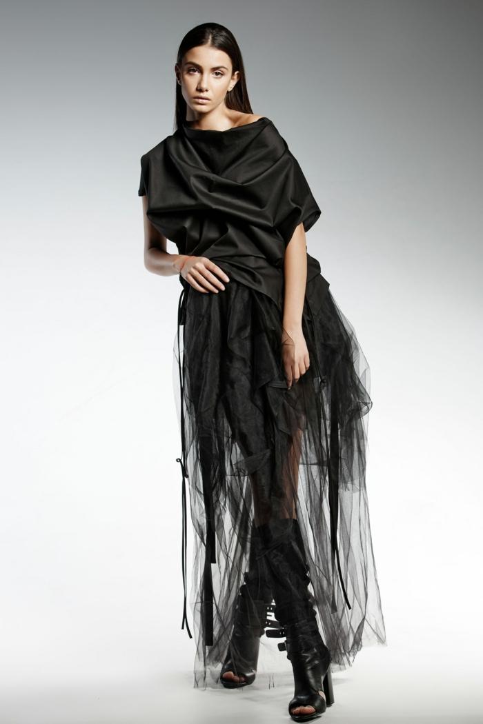 robe en style gothique de pendari