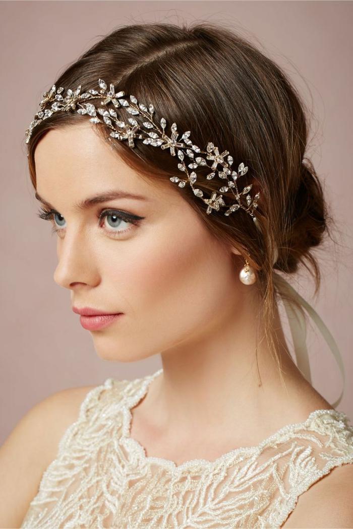 romantique coiffure mariage femme - idées en photos pour vous inspirer