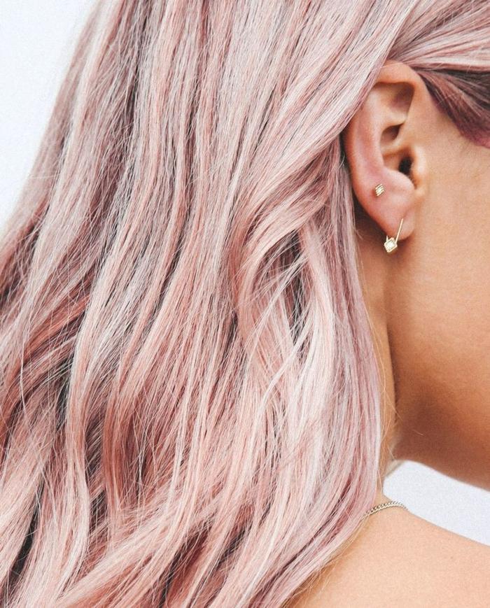 Coloration Cheveux Pastel Pour Vous Inspirer De Choisir