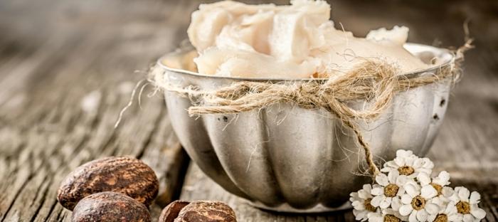 sheau butter, beurre de karité pour la peau