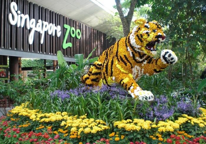singapour zoo