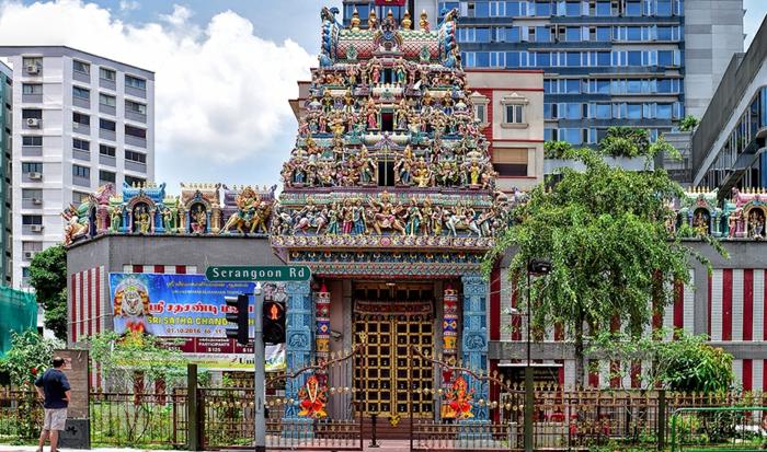 temple de litte india singapour