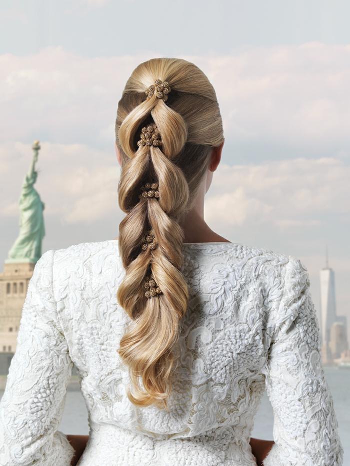 idée de coiffure mariage