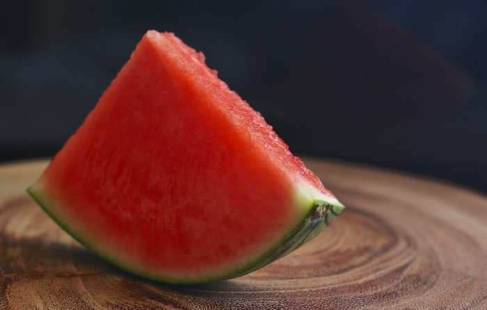 watermelon pastèque salade dessert d'été