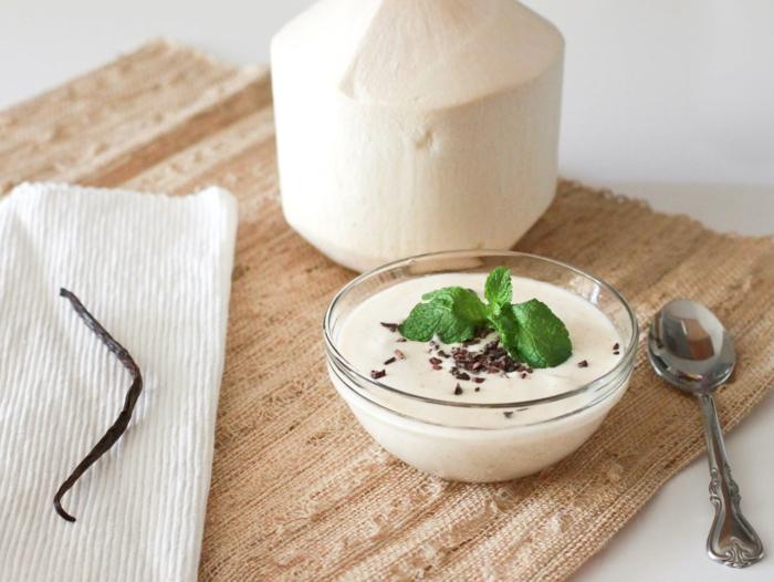 yaourt maison délicieux